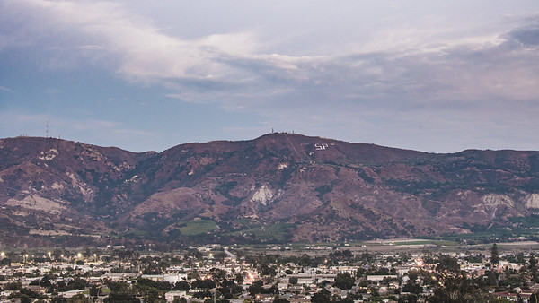 Santa Paula South Mountain