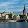 Stockholm Summer Skyline