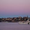 Stockholm Island Sunset