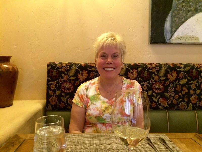 04/02/16: Celebrating Diane's Birthday at Hacienda Del Sol.
