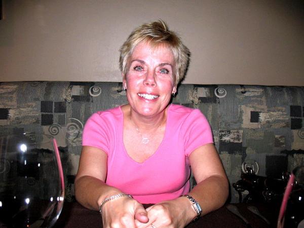 4/7/07: Celebating Diane's 48'th Birthday!