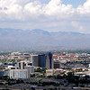 Downtown Tucson viewed from Sentinel Peak
