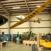 World War II Display Hangar