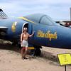 Grumman F-11F Tiger Fighter Jet