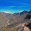 031211: Sabino Canyon - Phoneline Trail