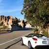 October 2009: Catalina Highway, Tucson, AZ.