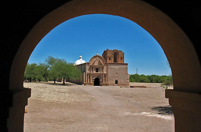 The final phase of the church construction began in 1823. The Tumacacori National Monument was created in 1908. The National Park Service took it over in 1916.
