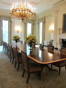 White House Tour - Oct 2015