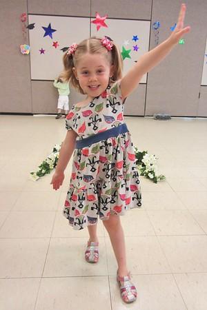 Nia's Gunston Graduation - May 2016