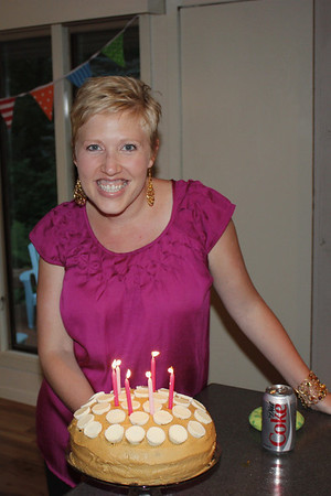 Sarah's 31st Birthday - July 2011