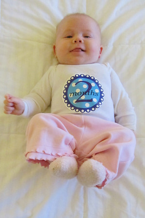 December 2011 - Nia @ 2 months