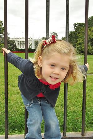 Katrina Visits DC - Oct 2014