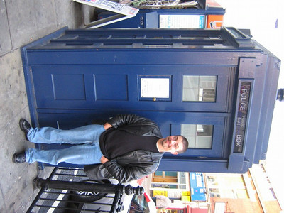 george and a tardis