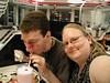 Sean and me. Steak 'n Shake, Lithonia, Georgia. 7/2