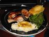 Dinner from Boston Market, 04/04/2011