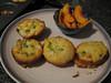 Corn muffin pot pies, 08/08/2012
