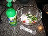 """Time to add lime juice and stir. <a href=""""http://pixelscribbles.com/2012/08/my-first-attempt-at-mexican-food/"""">My first attempt at Mexican food</a>, 08/02/2012"""
