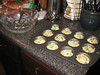 More mix and filling Making corn muffin pot pies, 08/08/2012