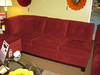 This is the piece of couch I plan to eventually buy. 06/07/2012