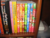 My Chihayafuru manga collection. :D 05/15/2012