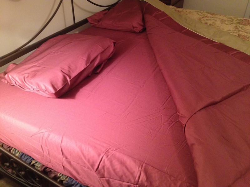 New sheets! 05/01/2012