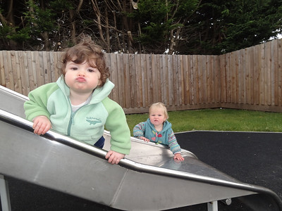 Sofia and Coralie