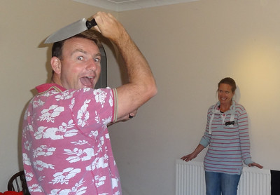 Hey Bro in Law James, Thanks for the blades, they come in real handy when Nicky gets it in her mind that she is right!