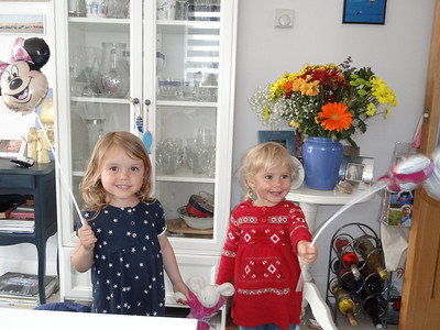 Layla and Coralie