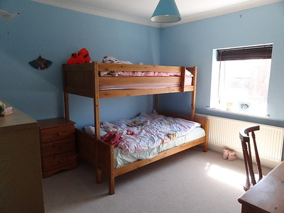 The Girls' new bedroom