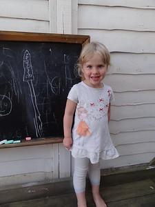 Coralie's rocket