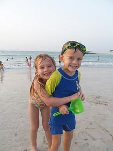 Coralie and her new boyfriend, Jacob!
