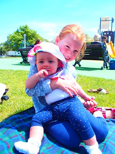Isla and Tilly