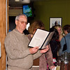 Photos from 210 Grand Opening 3-30-2008.   Photos from inside 210 on day of Grand Opening.  Checkng out the Cafe menu.