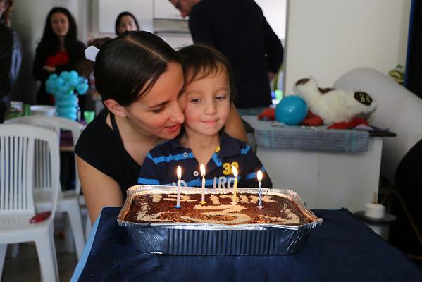 Oren's 3rd Birthday