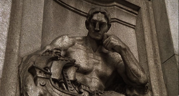 BB Cook County Building Statues 1