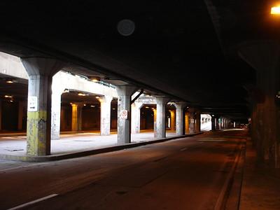 Lower Wacker Drive