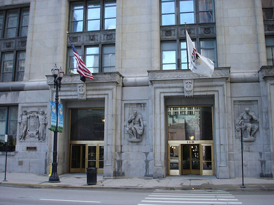 Cook County Building