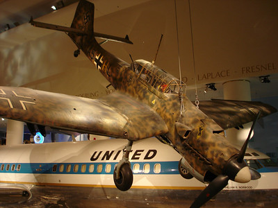 Stuka, Museum of Science and Industry