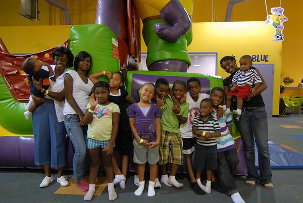 Destiny Kids at Monkey Joes