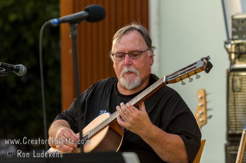 Image taken at La Belle Winery in Terra Bella, CA.  5 Live concert.