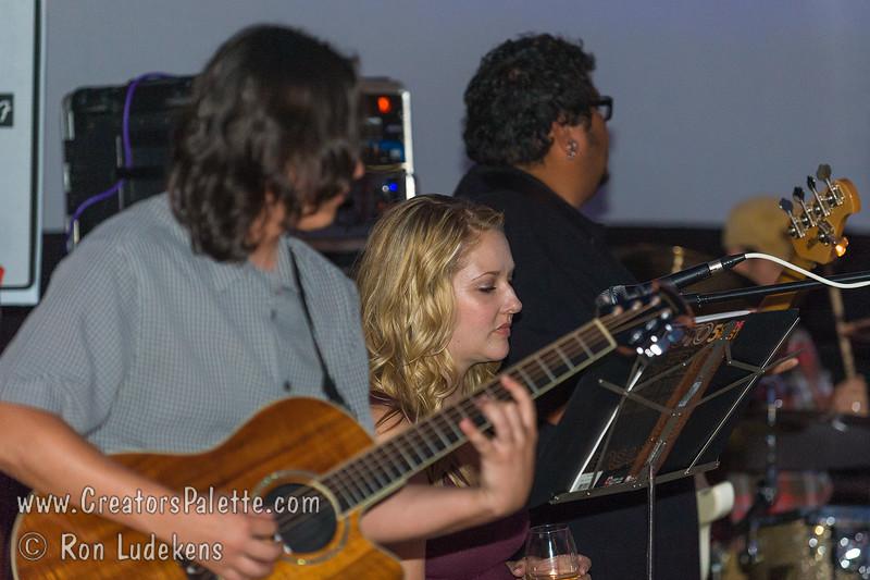 Image taken at La Belle Winery in Terra Bella, CA.  5 Live concert.