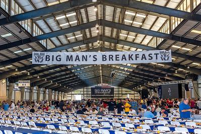 "Image from Iron Men's ""Big Man's Breakfast"" 5-18-2013"