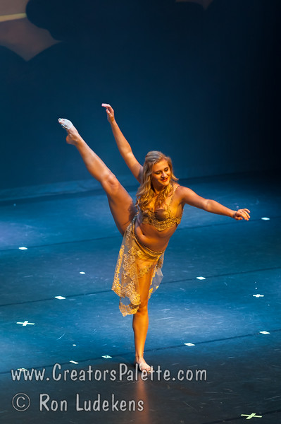 """""""Take a Look at Me Now"""" - Allison Phillips<br /> Dancers Edge Recital 6-27-2014"""
