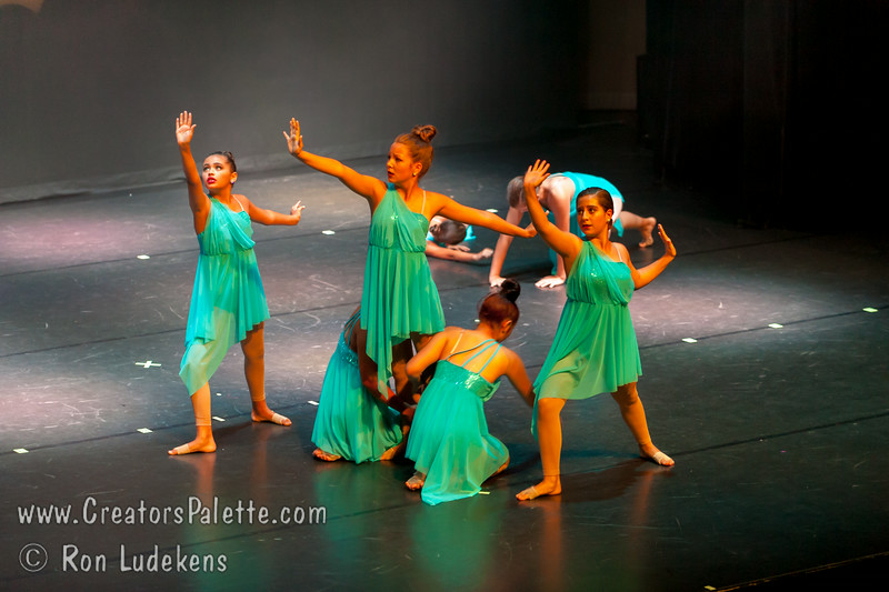 """Wild Horses"" - Lyrical III/IV<br /> Dancers Edge Recital 6-27-2014"