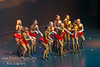 """Roar"" - Jazz II/III<br /> Dancers Edge Recital 6-27-2014"