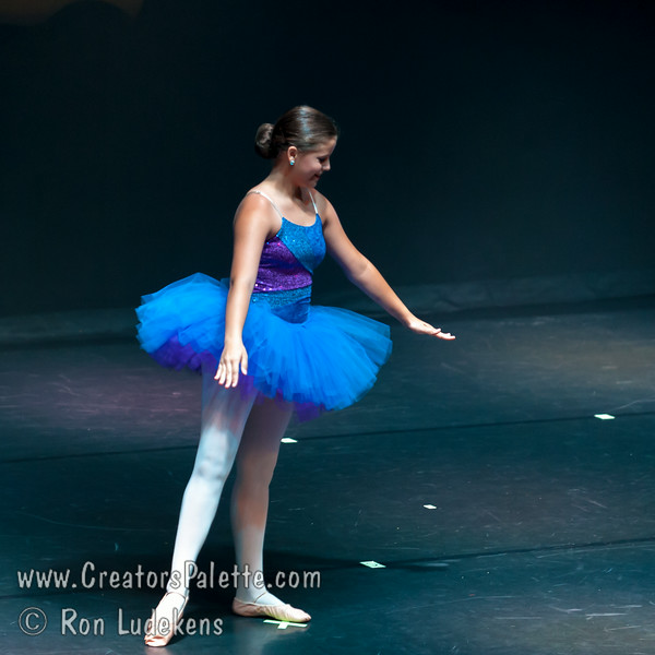 """Crippled Bird"" - Ballet III<br /> Dancers Edge Recital 6-27-2014"