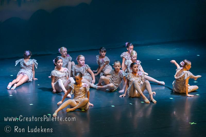 """Braver"" - Lyrical II/III<br /> Dancers Edge Recital 6-27-2014"
