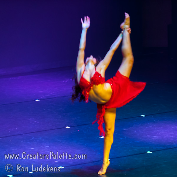 """All By Myself - DE Dance Company<br /> Stephanie Gonzalez<br /> Dancers Edge Recital 6-27-2014"