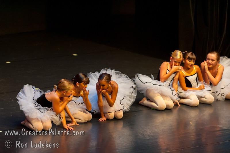"""""""Everybody Wants to be a Cat""""  Ballet II/III<br /> Dancers Edge Recital 6-27-2014"""