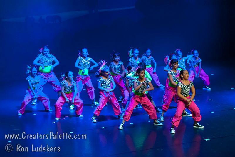 """Holla at the DJ"" - Hip Hop A<br /> Dancers Edge Recital 6-27-2014"